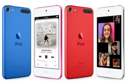 iPod Touch Terbaru Dibekali