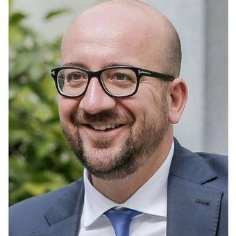 Charles Michel (Perdana Menteri Belgia)