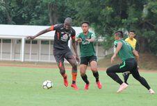 2 Pemain Asing Semen Padang Absen Lawan Perseru Badak Lampung FC