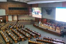 Rapat Paripurna DPR, dari 560 Anggota hanya 85 yang Hadir, 220 Izin