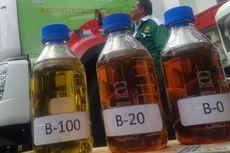 Kementerian ESDM Akui Penerapan B20 Belum Optimal