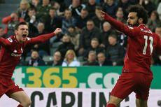 Daftar Top Skor Liga Inggris, Salah Unggul 2 Gol atas Aguero dan Mane