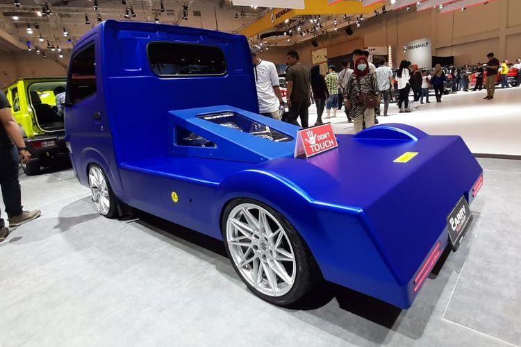 New Suzuki Carry Fluzh Concept