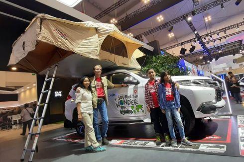 Journey of Wonder Andalkan Mitsubishi Pajero Sport
