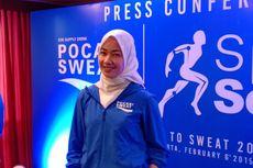 Alya Rohali Bidik Enam Medali dalam Ajang Lari Maraton di Beberapa Negara
