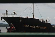 TNI AL Akan Periksa Kapal Vietnam yang Bongkar Muat di Tengah Laut