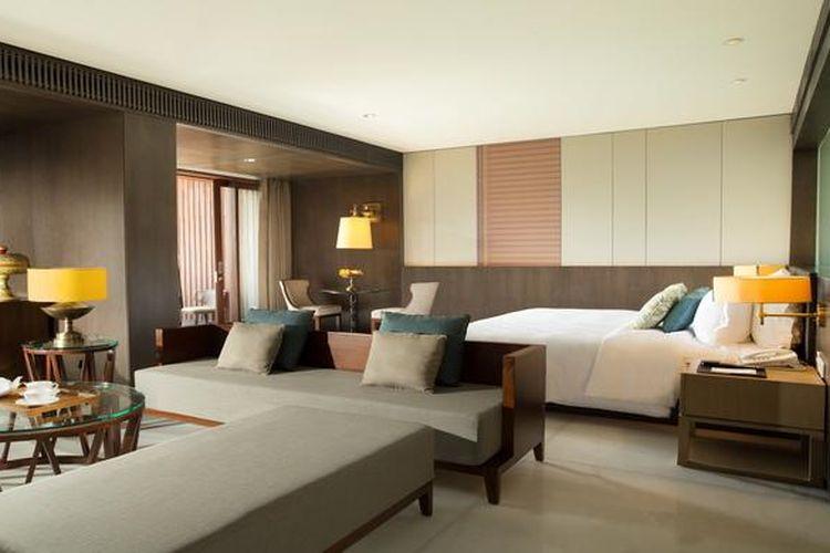Kamar Premier Suites di The Anvaya Beach Resorts Bali.