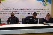 Kalah 0-3, RD Sebut Sriwijaya FC Hanya Mampu Bertahan 45 Menit