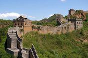 Drone Dilibatkan dalam Restorasi Tembok Besar China
