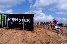 Juara Dunia Motocross Anggap Sirkuit Palembang Terbaik Sedunia, Ini Alasannya
