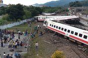 Kereta Api Keluar Rel dan Terguling di Taiwan, Sedikitnya 22 Tewas