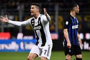 Hasil Inter Vs Juventus Seri, Gol Ke-600 Ronaldo Jadi Penyelamat