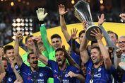 5 Fakta Chelsea Vs Arsenal di Final Liga Europa 2018-2019