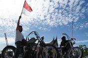 Ribuan 'Bikers' Rayakan Kemerdekaan di Lembah Harau