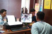 Ponsel Pengemudi Ojek 'Online' Raib Dibawa Kabur Pria yang Menuduhnya Pelaku Penodongan