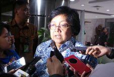 Siti Nurbaya Sebut Penanganan Kebakaran Hutan Kini Lebih Baik