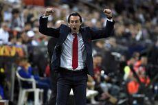 Rekor Unai Emery Iringi Langkah Arsenal ke Final Liga Europa