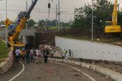Waskita Karya Perkuat 2 Kali Lipat Gerbang yang Ambruk di Soekarno-Hatta