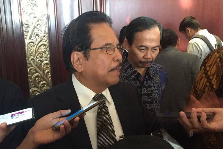 Menteri ATR/BPN Sofyan A Djalil