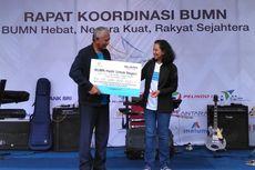 Sinergi BUMN Salurkan Rp 10,2 Miliar di Sumatera Utara