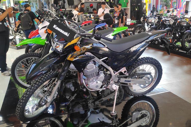 Kawasaki Motor Indonesia luncurkan KLX 230 dalam world premiere di PRJ 2019