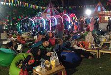 Pasar Malam Hari Kuliner Nasional, 'Pestanya' Mitra Go-Jek