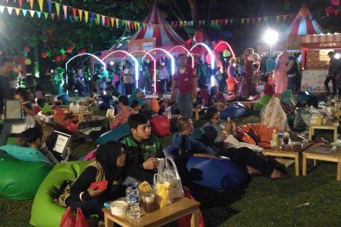 Pasar Malam Hari Kuliner Nasional,
