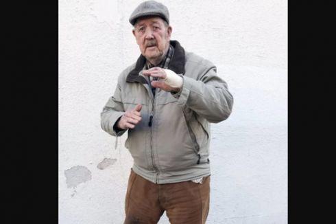 Kakek 88 Tahun Gagalkan Aksi Lima Perampok Bersenjata Tajam