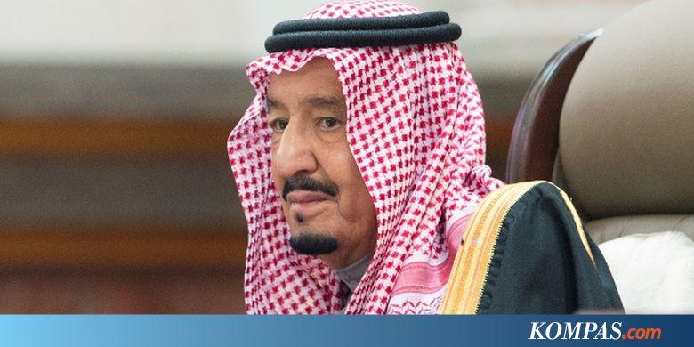 Raja Saudi Tegaskan Dukung Negara Palestina Merdeka