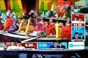 "[KLARIFIKASI] LSI Denny JA Ralat ""Quick Count"" yang Tayang di Indosiar"
