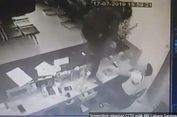 4 Fakta Perampokan BRI di Kalbar, Pelaku Tusuk Satpam hingga Terekam CCTV