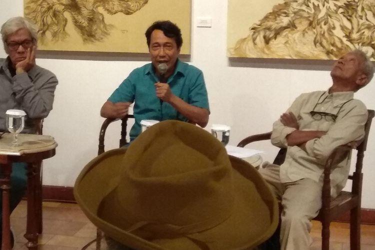 Kika: Ipong Purnamasidi, Effix Mulyadi,Bambang Bujono
