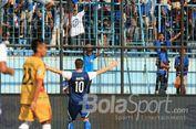 Hasil Liga 1, Arema FC Buang Kesempatan Raih 3 Poin Saat Jamu Mitra