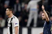 Juventus Vs Man United, Chiellini Sebut Timnya Ceroboh