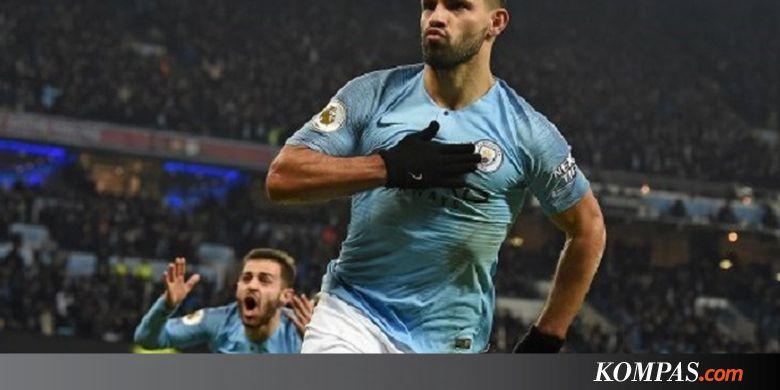 Aguero Pasti Tinggalkan Man City jika Diminta Pulang ke Argentina