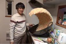Menipu Teman dengan Masak Nasi Goreng ala Profesional, Aksi YouTuber Jepang Viral