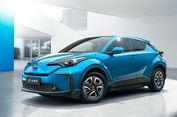 Versi Listrik Toyota C-HR Meluncur di China