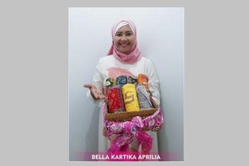 Kisah Bella Jadi Pelopor Batik Khas Belitong dengan Omzet Rp 300 Juta Per Bulan