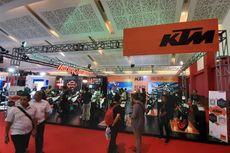 KTM Andalkan Jajaran Moge di GIIAS 2019