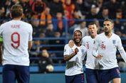 Montenegro Vs Inggris, Southgate Tuding Suporter Lawan Rasialis