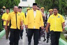 Ketua DPD Partai Golkar Sumut Dicopot dari Jabatannya