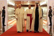 Paus Fransiskus Akan Pimpin Misa Pertama di Arab, Ini Komentar AS