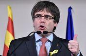 Spanyol Berniat Perbarui Surat Penangkapan Eropa untuk Puigdemont
