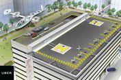 Uber Berencana Uji Coba Taksi Terbang di Los Angeles pada 2020