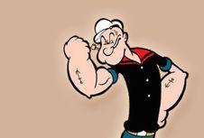 17 Januari 1929 Jadi Debut Popeye dalam Komik, Bukan Karakter Utama