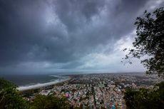 Ada Ancaman Siklon Terbesar, India Evakuasi 780.000 Penduduk