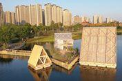 China Rancang Sekolah Terapung