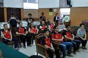 Divonis Mati, 8 WN Taiwan Penyelundup 1 Ton Sabu Ajukan Banding
