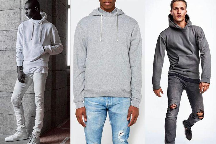 hoodie dengan jeans