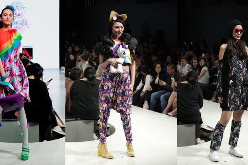 Semangat Persahabatan dalam Desain yang Terinspirasi 'My Little Pony'
